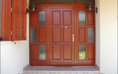TERMÉKEINK - Várszék Bt. ajtó - ablak - zsalugáter